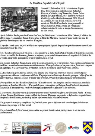 Friville-Escarbotin - 22 décembre 2018