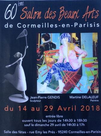 Cormeilles en Parisis - avril 2018