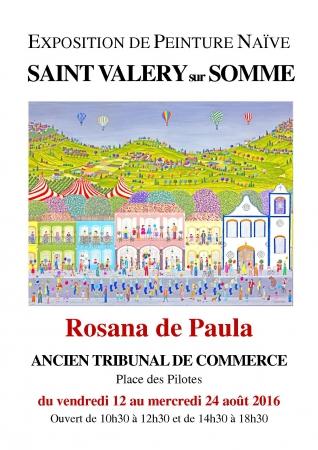 St Valery s/Somme 80 - août 2016