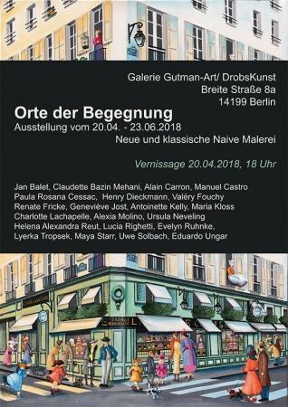 Berlin Allemagne Avril-juin 2018