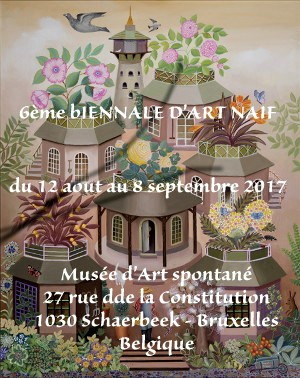 Bruxelles Evere août 2017