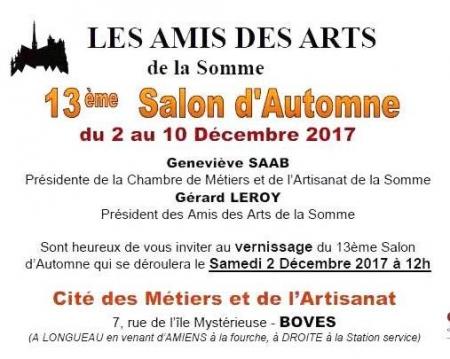 Amiens-Boves - Décembre 2017