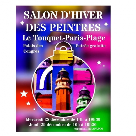 Le Touquet-Paris Plage 28 et 29 décembre 2016