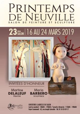 Neuville 95 - du 16 au 24 mars 2019