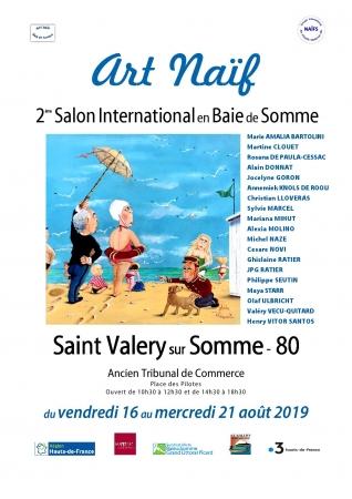 St Valery s/Somme - août 2019