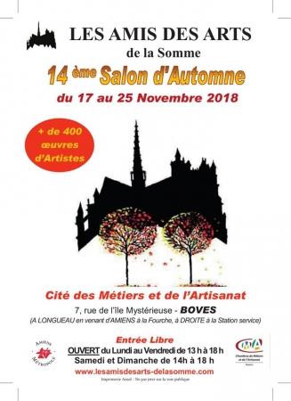 Amiens - Boves - novembre 2018 - 6è année