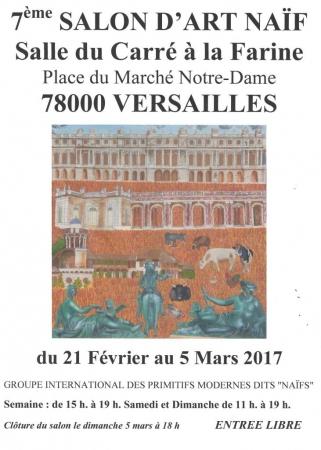 VERSAILLES 78 - Février-Mars