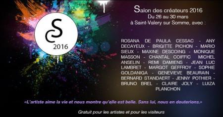 1er Salon des Créateurs - Mars 2016 St Valéry