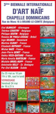 Braine le Comte Belgique - mai 2019