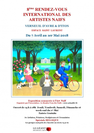Verneuil sur Avre -  Avril 2018