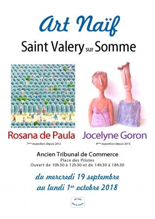 St Valery s/Somme 80 - septembre 2018