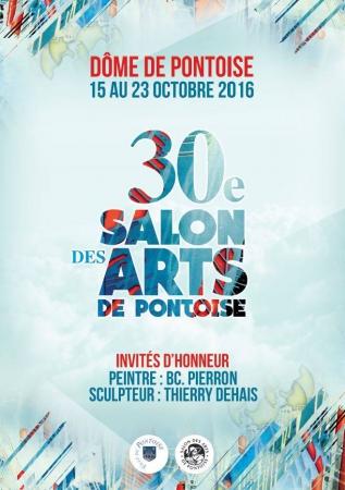 Pontoise 95 - octobre 2016