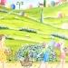 Le printemps : la plantation des fleurs