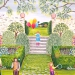 Les jongleurs dans le parc