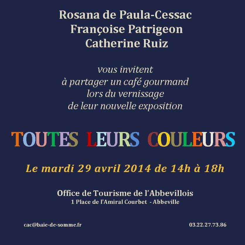 Baie de somme et br sil la galerie de rosana - Office tourisme abbeville ...