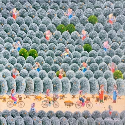 la ballade dans les orangers bleus 40 40.jpg