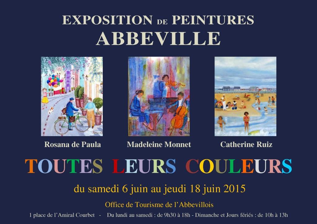 Exposition toutes leurs couleurs - Office tourisme abbeville ...