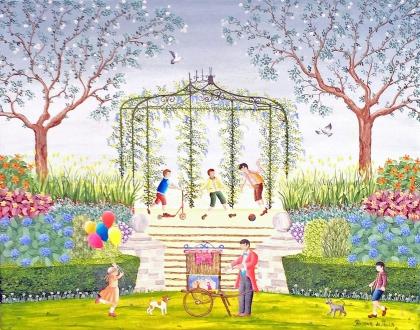 art naïf,baie de somme,brésil,la galerie de rosana,la maison bleue en baie,le crotoy,rosana de paula cessac,rosana cessac